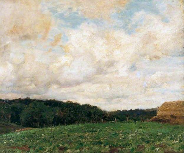 Landscape - Richard Jack @York Art Gallery