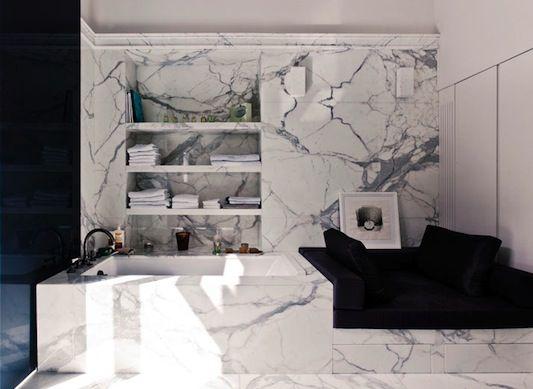 a peek inside: an apartment by isabelle stanislas on rue de rivoli