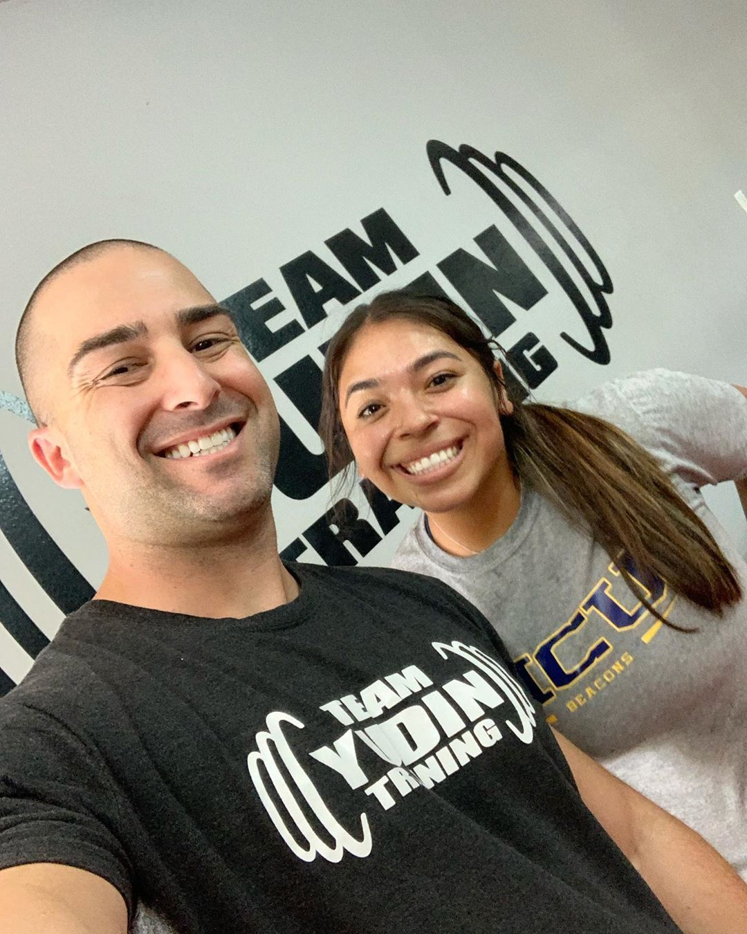 Last day with my softball girl Leslie Reynaga (Foothill League Pitcher of the Year!) before she head...