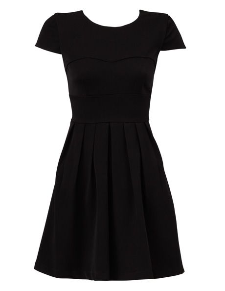 Panelled Work Dress From Myer Online Black Dresses In 2018