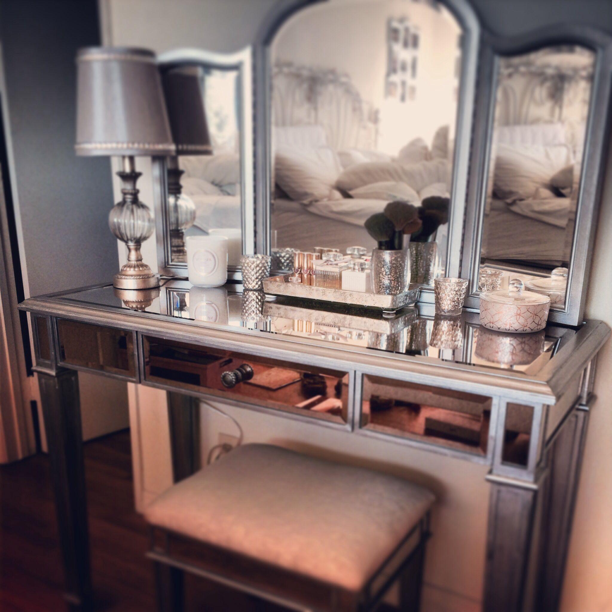 Vanity mi espacio pinterest vanities bedrooms and vanity tables