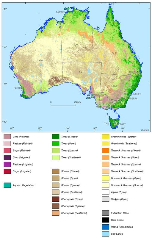 Land Cover Map Australian Curriculum Pinterest Geography - Ground elevation map