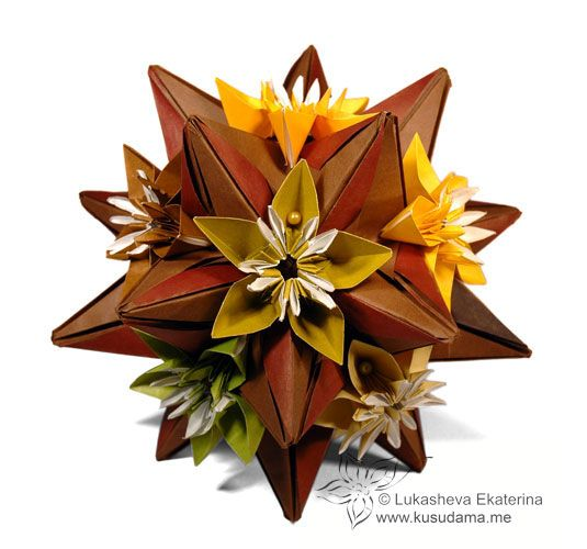 Kusudama origami free patterns free origami flowers diagrams kusudama origami free patterns free origami flowers diagrams mightylinksfo