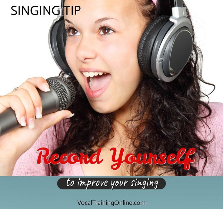How Recording Your Voice Helps You Sing Better It's time