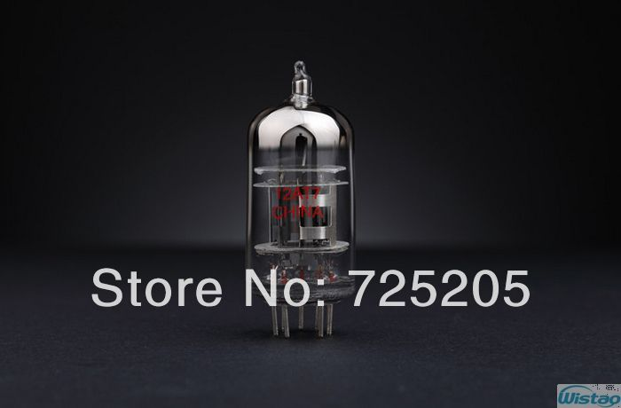 Free Shippin Shuguang Vacuum Tube 12AT7 For Tube Amplifier Replace ECC81 6201 and GT-12AT7 ECC81, 6201 and GT-12AT7 $27.99