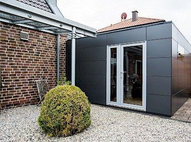 Puuro mit Glastür (mit Bildern) Gartenhaus, Garten