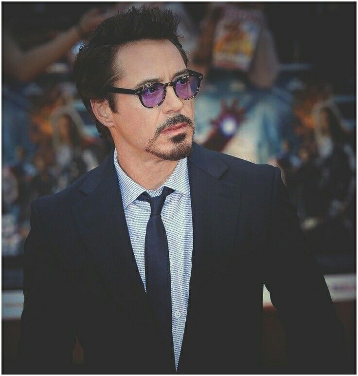 Robert Downey Jr Fade Papa
