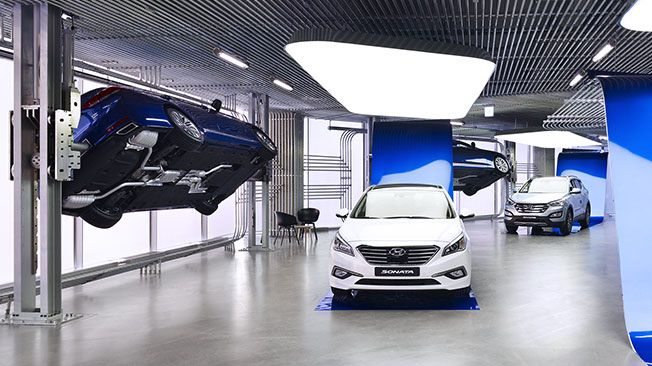 Hyundai Motors Named Best Company To Work For Hyundai Motor Hyundai Good Company