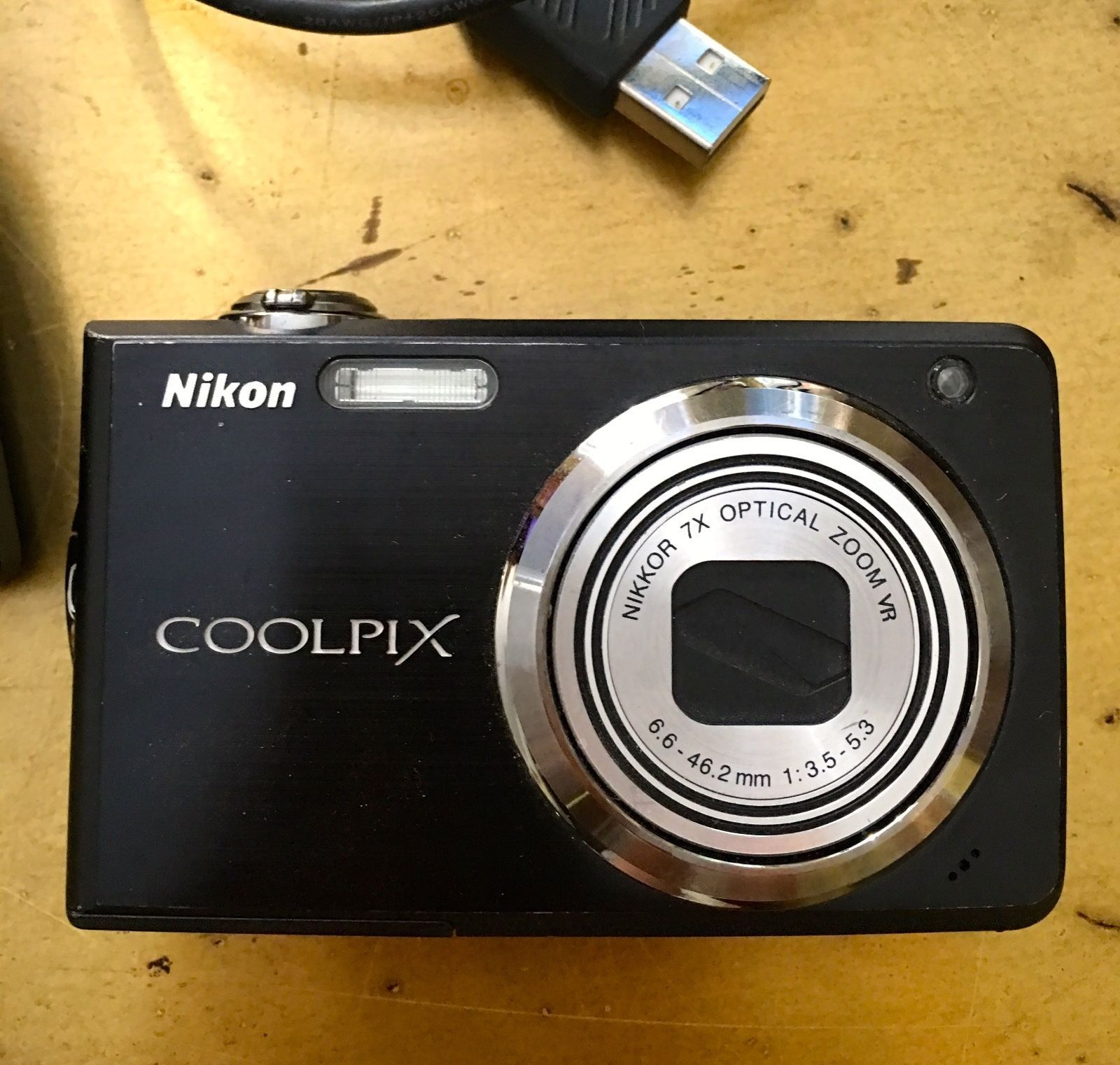 Nikon COOLPIX S630 12.0 MP Digital Camera - Black https://t.co/DKMD5a77Al https://t.co/WPZnhdBFxY