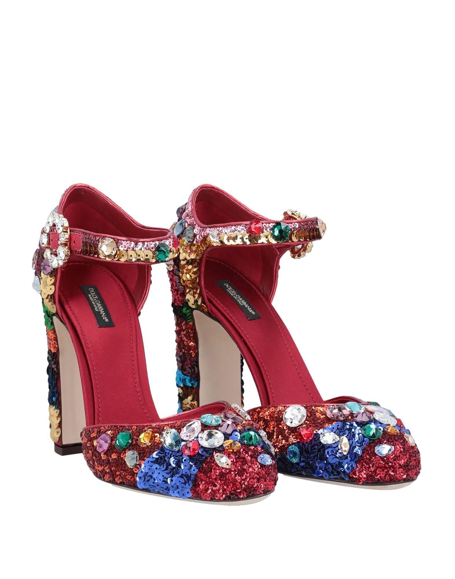 0fd731a8d8a Dolce   Gabbana Pump - Women Dolce   Gabbana Pumps online on YOOX United  States -