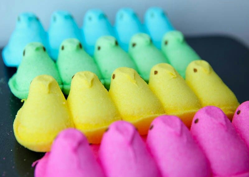 What are peeps?They look like ducks😄