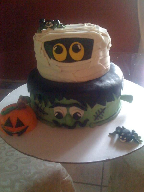 halloween cake ideas | Thread: Halloween Cake ideas? | Cool cake ...