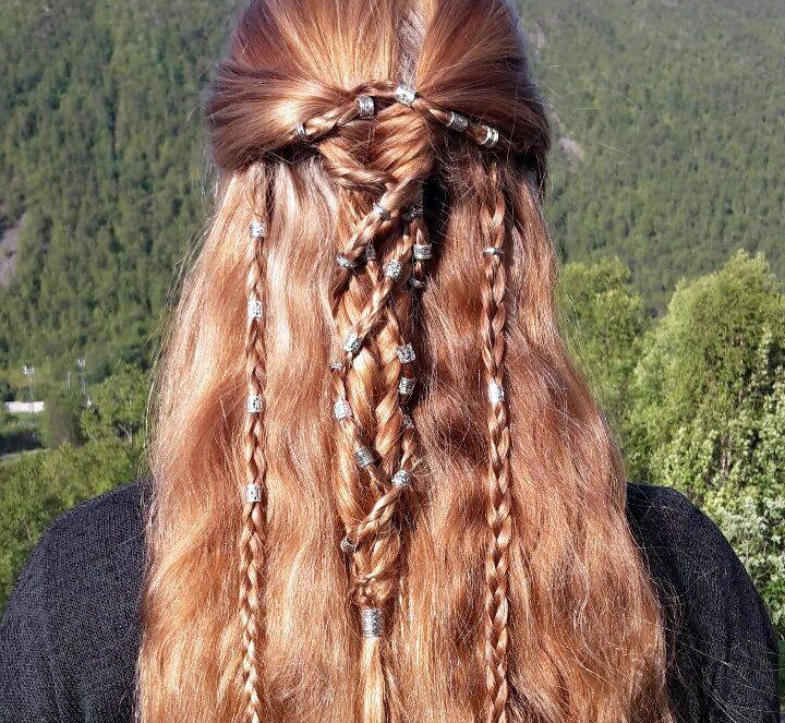 https://annethearcher.wordpress.com   Viking hair, Cool ...