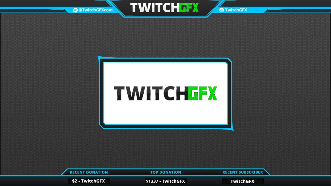 Free Streaming Graphics - TwitchGFX | game stuff | Game