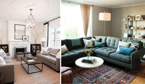 Decor Disputes: Do You Prefer Matching Sofa Sets And Sectionals Or  Coordinating Pieces? Ideas