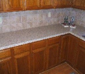 Creating A Ceramic Countertop In Your Kitchen Countertops Ceramic Kitchen Tile Countertops