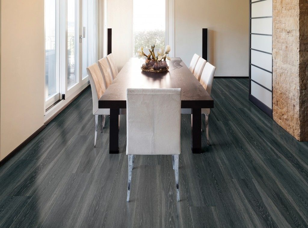 Stunning vinyl floors from COREtec Plus XL Collection in