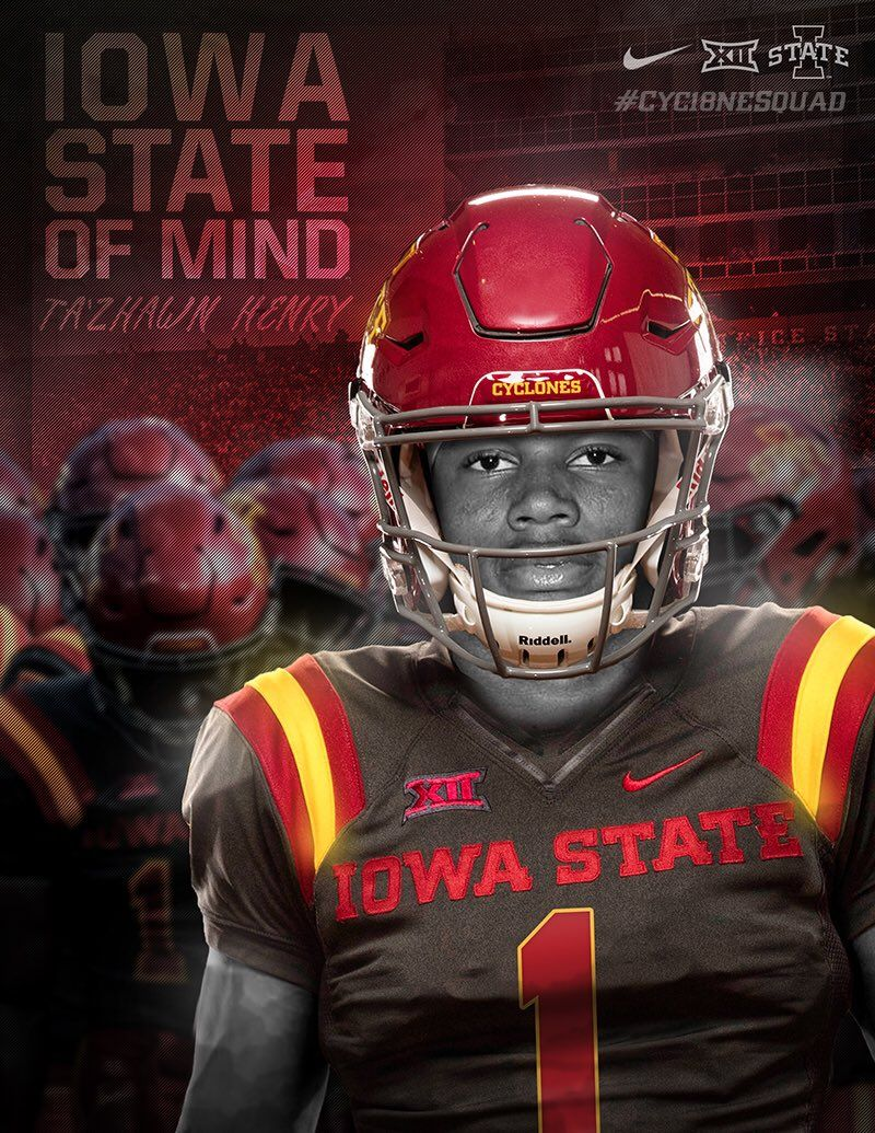 Iowa State College Football Recruiting Football Recruiting