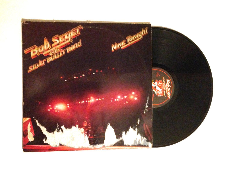 Bob Seger Vinyl Night Moves