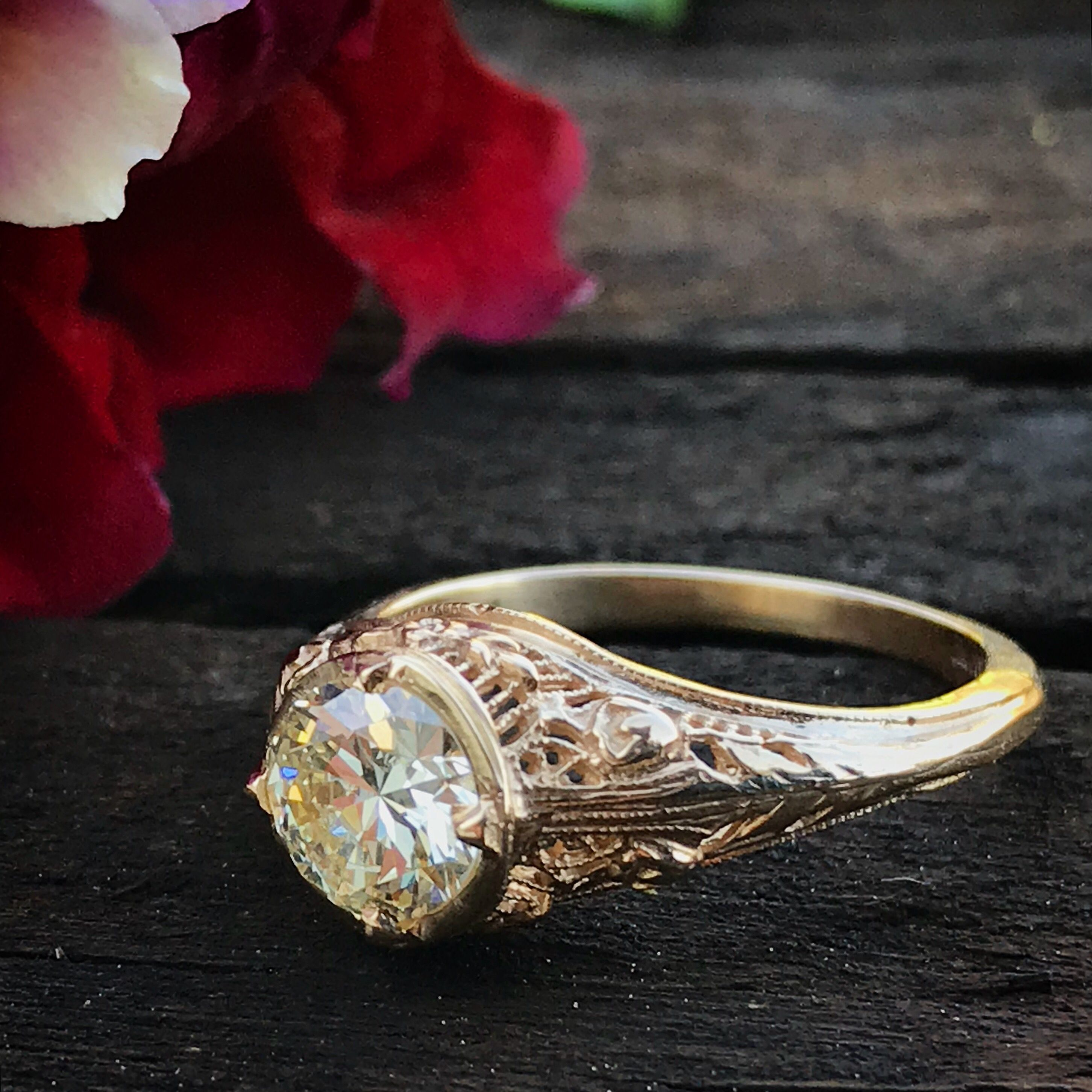 Hugo kohl filigree rings shop the entire collection of