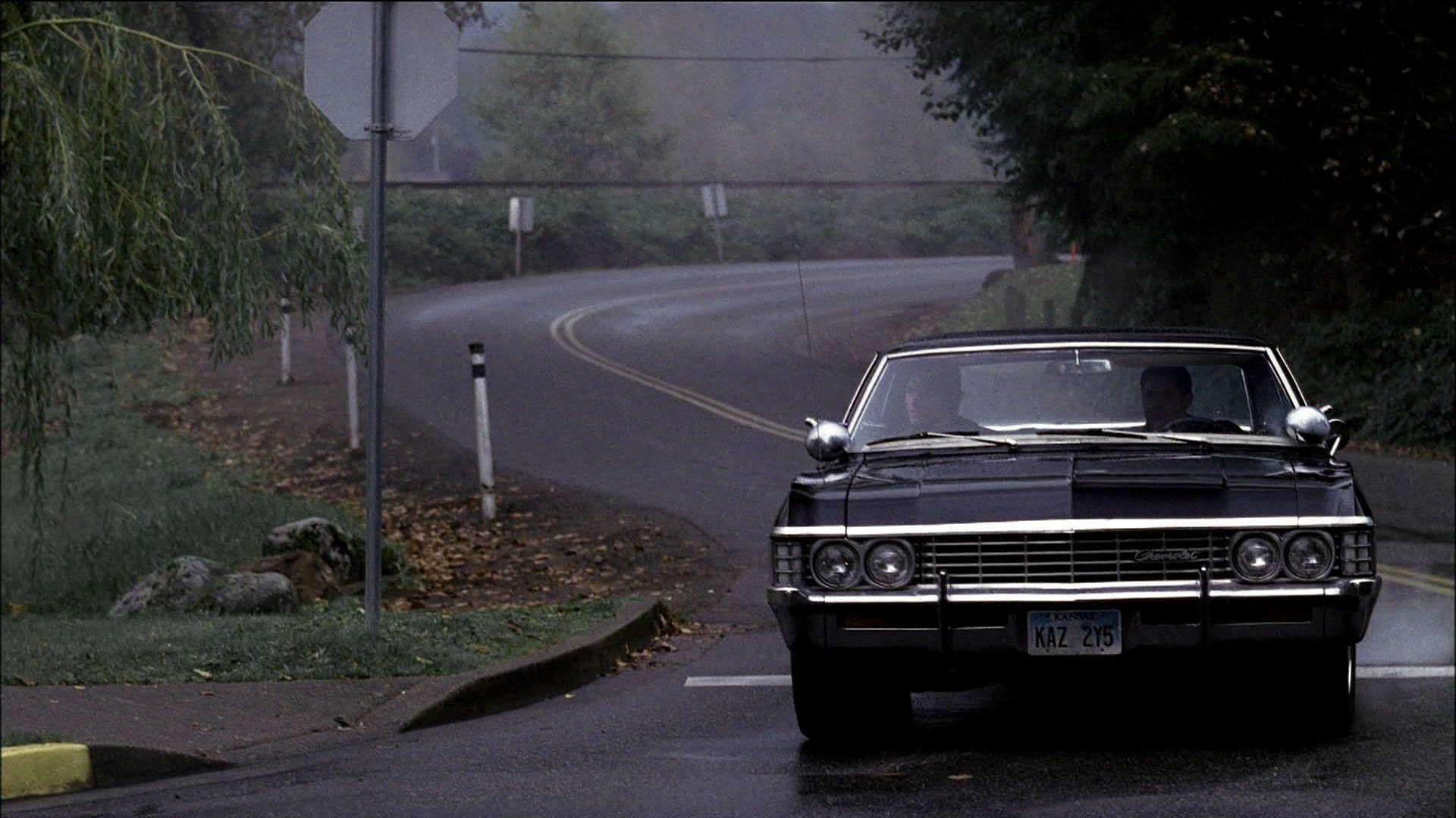 Pin By L I M M Y On Supernatural Supernatural Wallpaper Supernatural Dean Winchester Impala