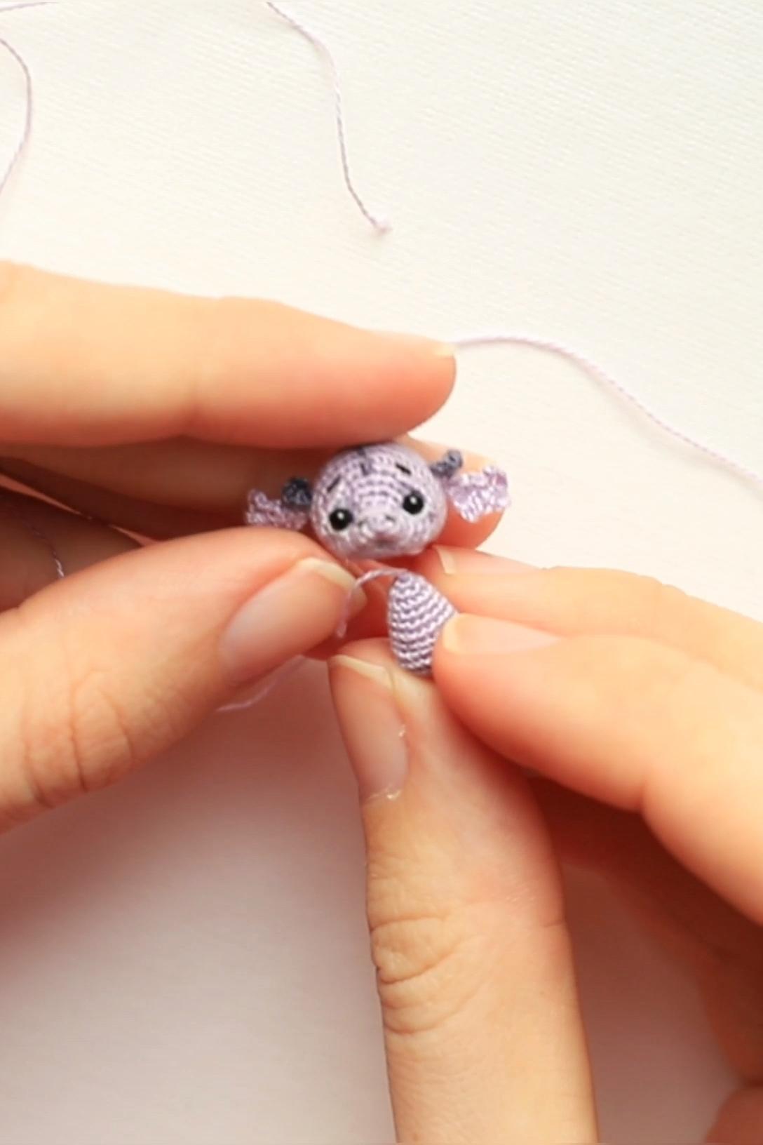 Crochet dragon pattern by NansyOops amigurumi – Handarbeit