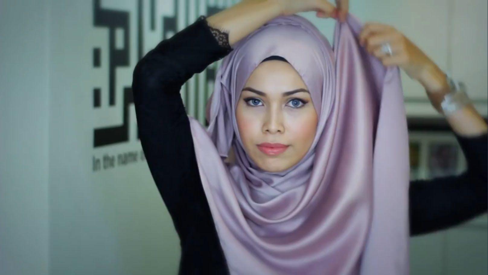 Pashmina Hijab Style Tutorial Hijab Pinterest Hijab Style