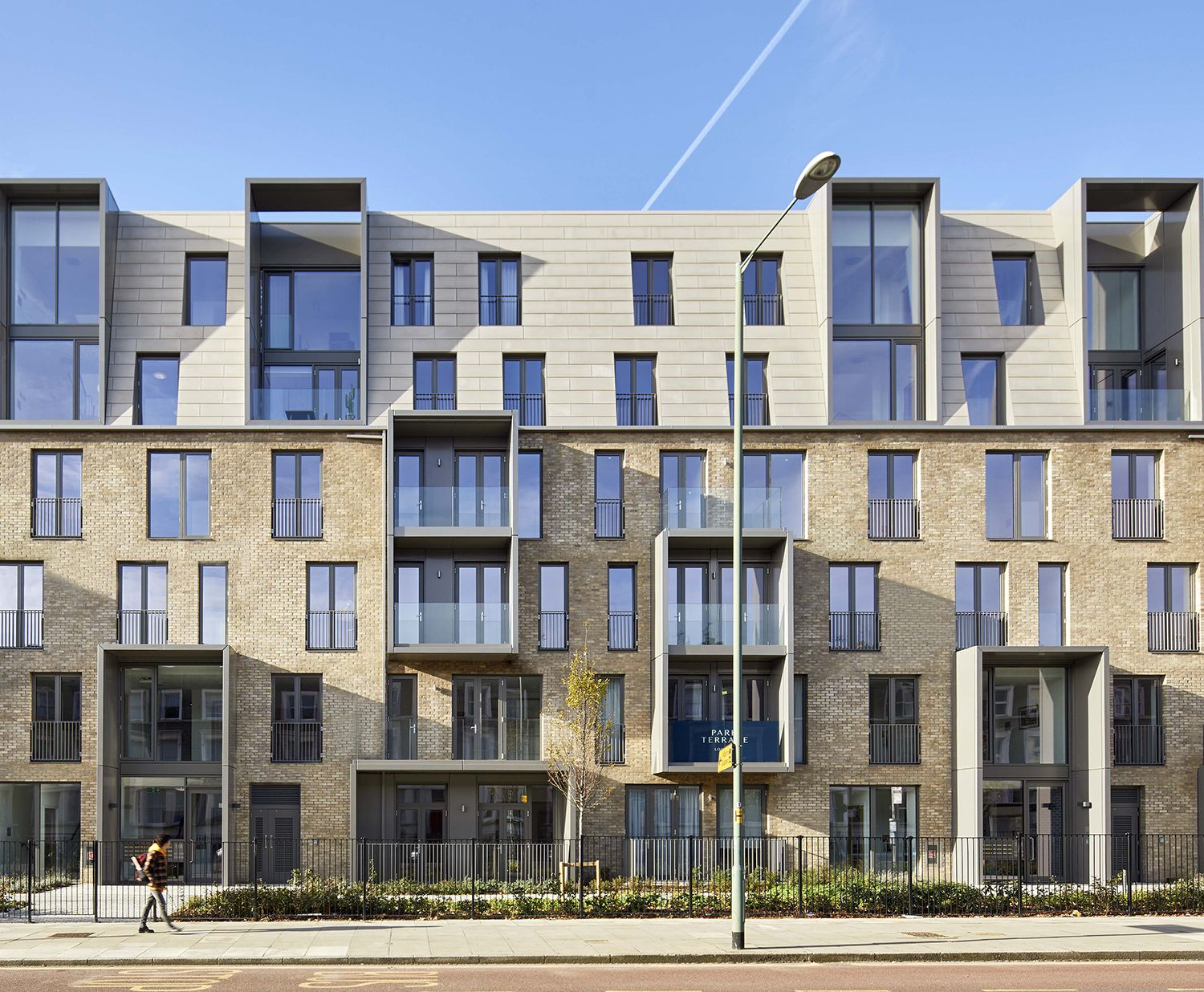 This Regeneration Development Is A Competition Winning Scheme That