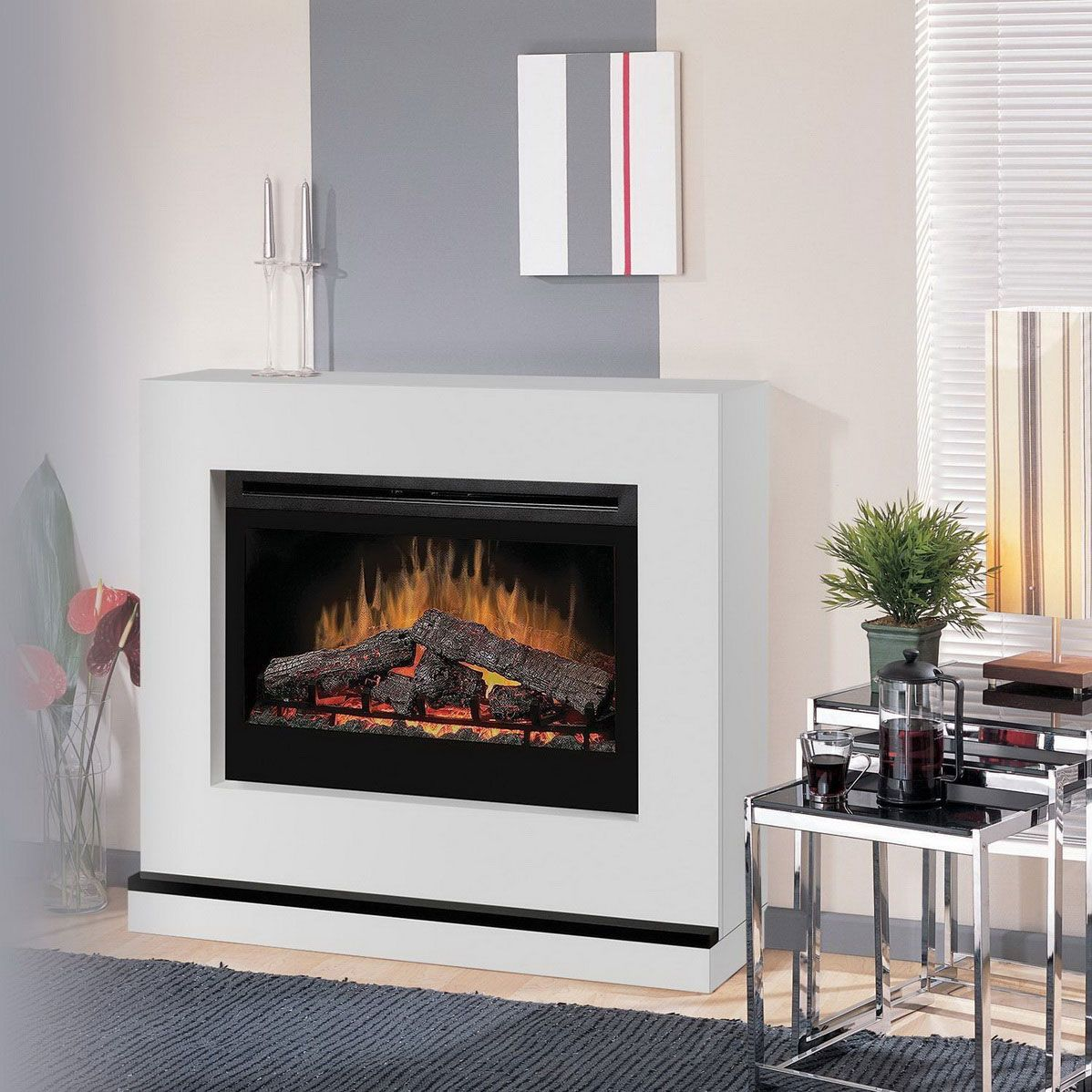 electric fireplace modern electric fireplaces modern fireplaces