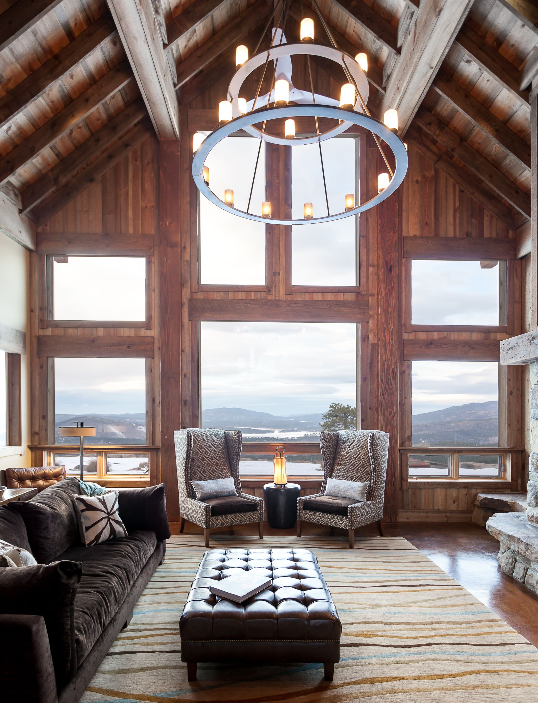 Juniper Hills | High Camp Home Interior Design | Truckee, CA ...