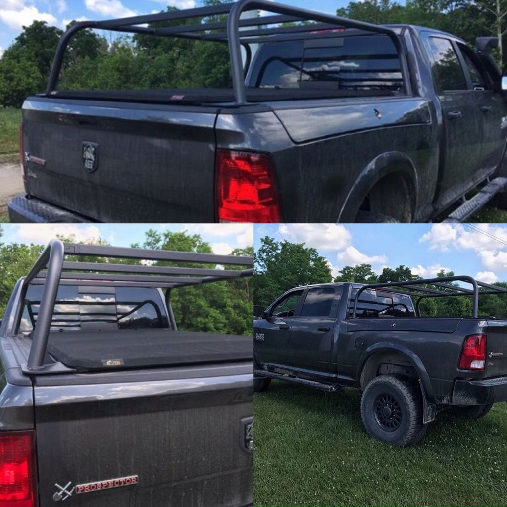Classic Series Rambox Bed Rack With Removable Crossbars On Aev Prospector Rack Works With Aev Tonneau C Rambox Expedition Vehicle American Expedition Vehicles
