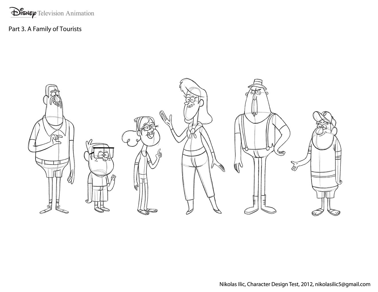 Flooby Nooby Gravity Falls Storyboards And Models