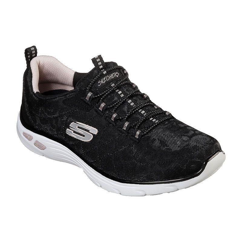 Skechers Empire D'Lux Womens Slip on Sneakers | Slip on BRMKX