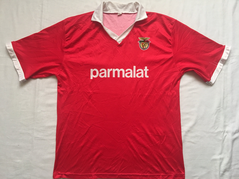brand new 67a2d 514d6 Vintage Benfica jersey | Cool Stuff for sale | Vintage ...