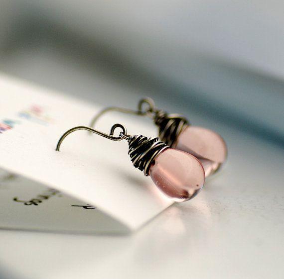Fancy Bedroom Dresser Glass Pulls Cabinet Knobs Drawer Handles K228 8 Pack Pink