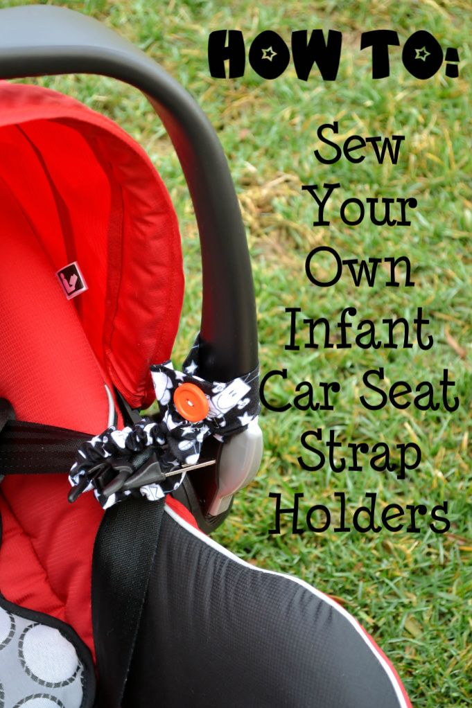 Car Seat Strap Holders So Useful I Dont Need Anything Like This Right Now As The We Bought Has Built In Pockets For Straps But