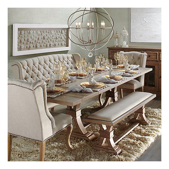 Archer Wash Oak Extending Dining Table Sssss In 2019