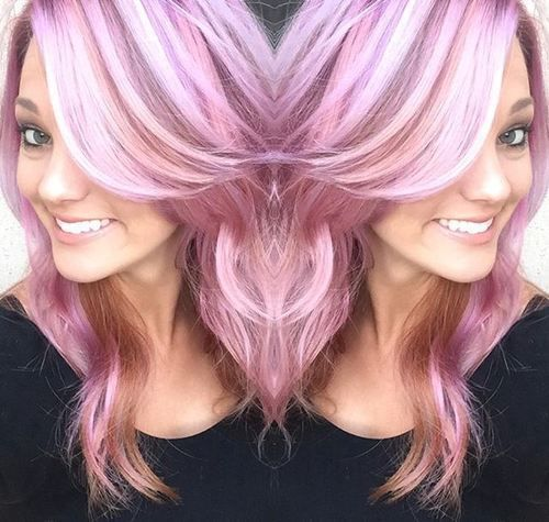 40 Pink Hairstyles as the Inspiration to Try Pink Hair ...