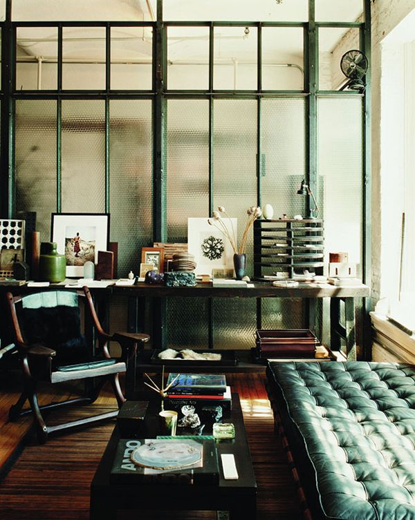 Creative And Modern Industrial Home Office Ideas With 35 Interesting  Industrial Interior Design Ideas Shelterness