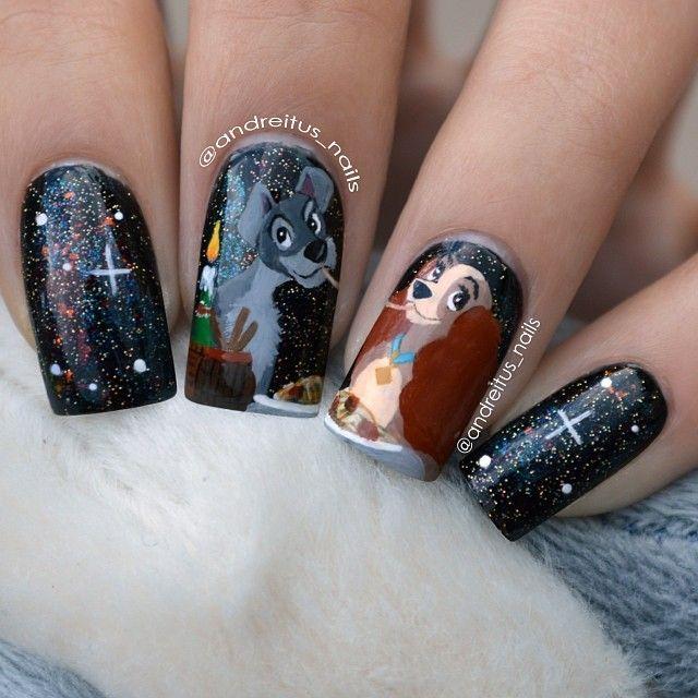 Cute Nail Art Ideas To Try Disney Nails Long Nail Designs Nail
