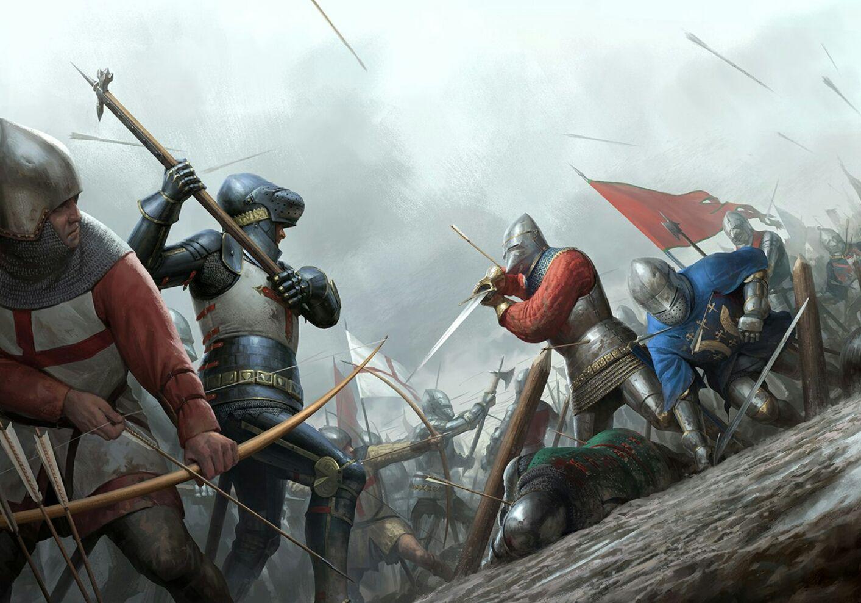 колледжа можете картинки на тему средневековых сражений и фэнтези взяло руки