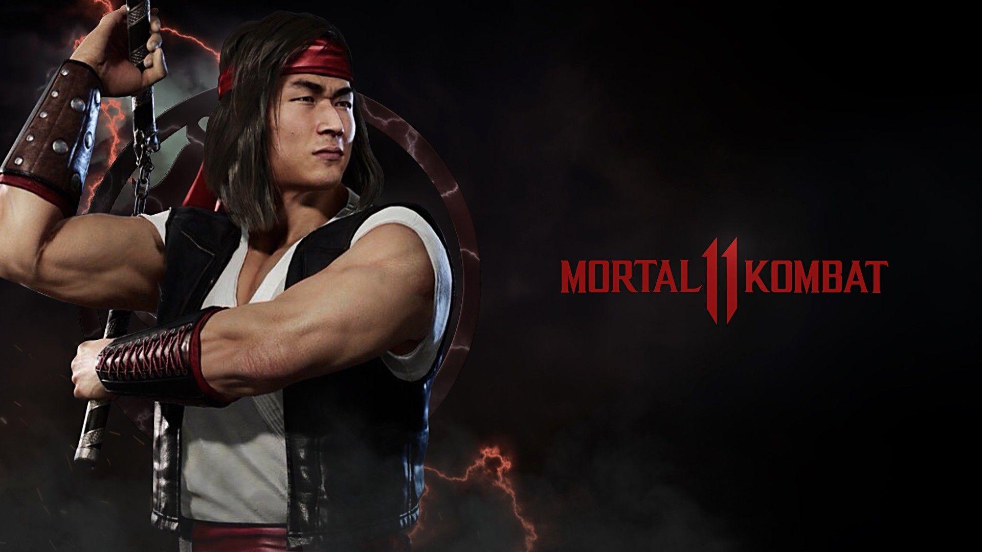 Liu Kang Tattoo: Pin By Trey Romich On Mortal Kombat 11
