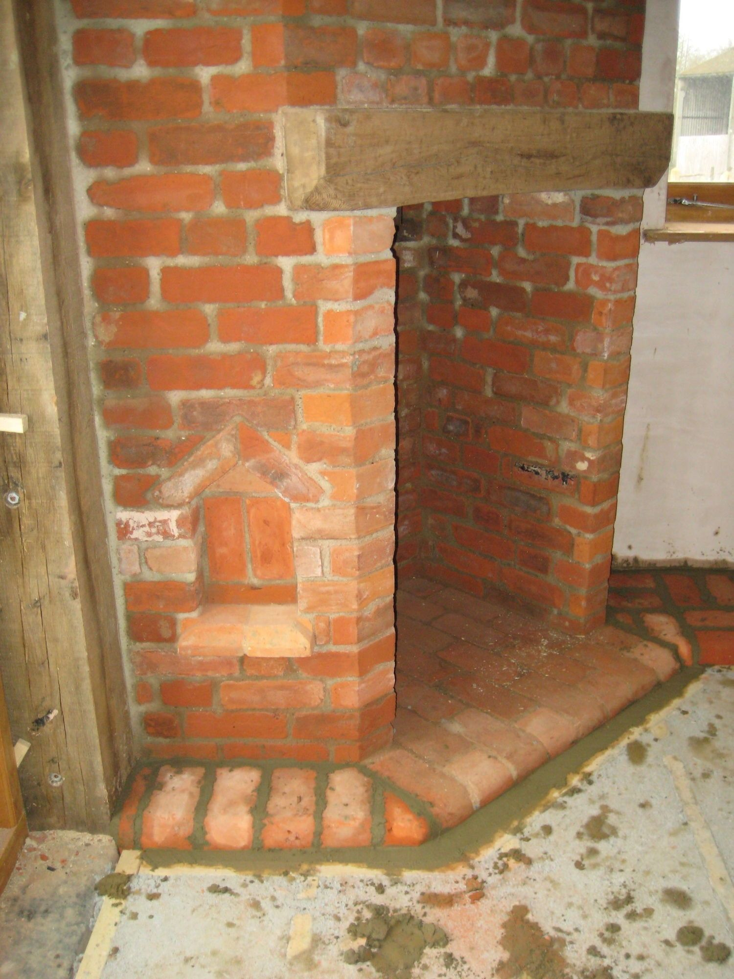 corner fireplace round hearth - Yahoo Image Search Results