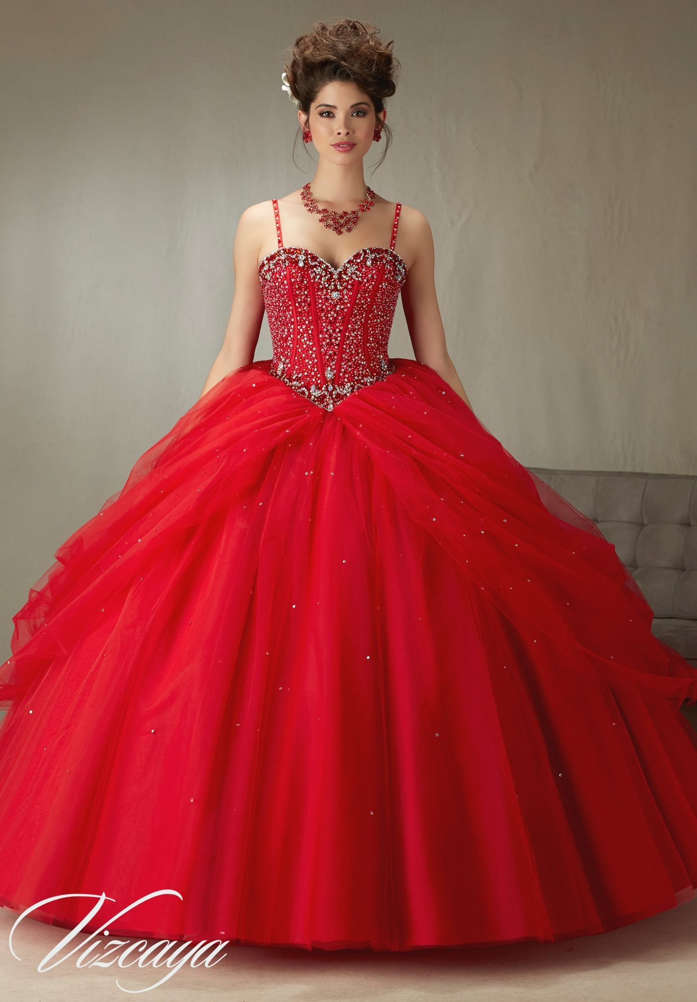 Mori Lee Quinceanera Dress 89071 | Kleider und Kleidung