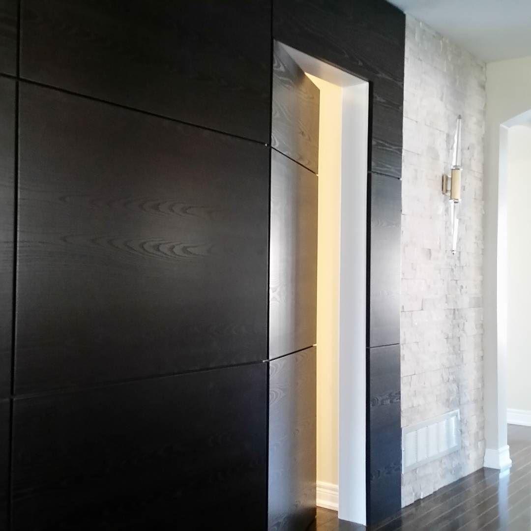 Hidden Door Open Oakvillecabinetry Hiddendoor Soss Sosshinge