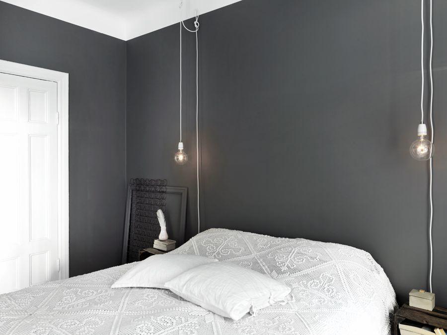 Industriell stil Schlafzimmer, Nachttischlampen und Lampen - schlafzimmer einrichtung nachttischlampe
