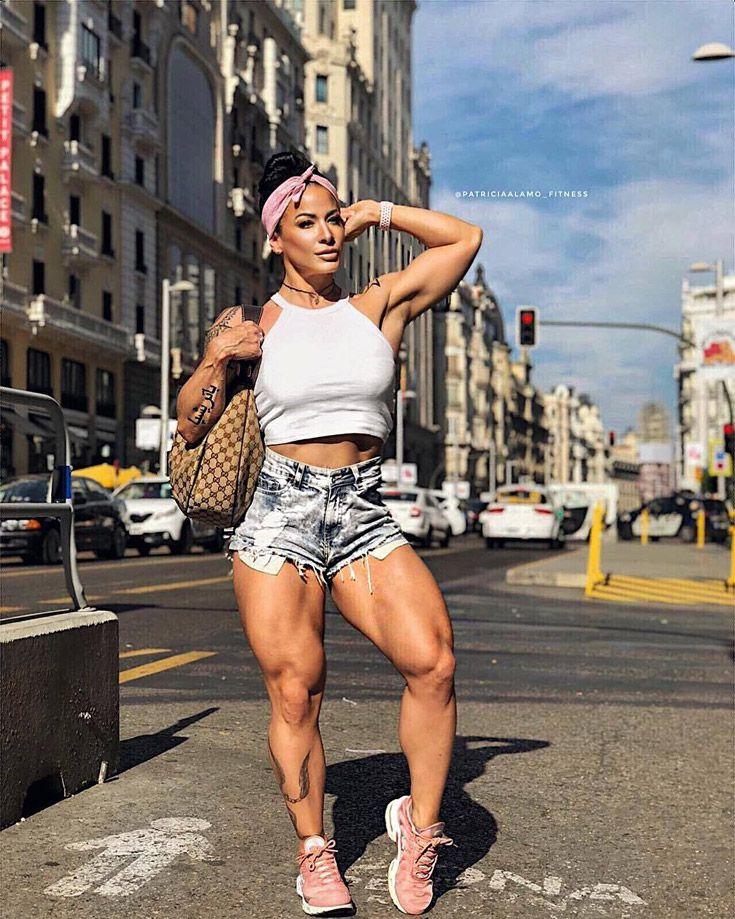 Patricia Alamo Female Muscle Beauty Fitness