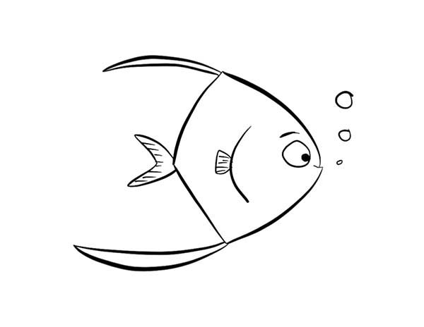 Pin By Coloringsky On Angel Fish Coloring Pages Fish Coloring Page Coloring Pages Angel Fish
