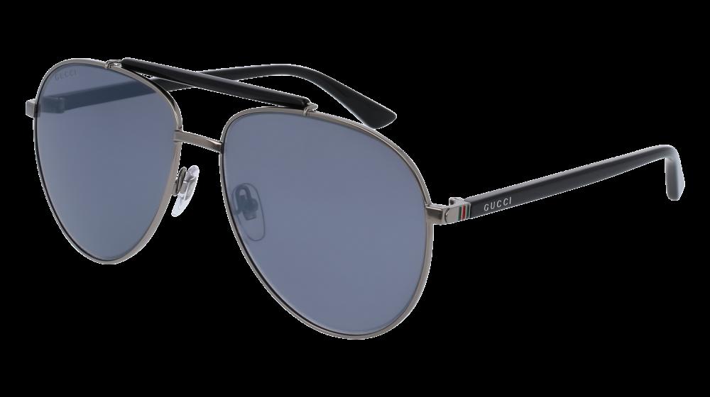 beba4627d4 Gucci GG0014S Sensual Romantic Aviator Sunglasses. Gucci GG0014S Sensual  Romantic Aviator Sunglasses Buy ...