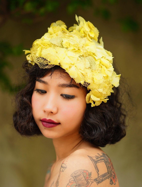 Vintage Hat Vintage Womens Hat 1950s Silk Floral Hat Floral Etsy Hats Vintage Hats For Women Floral Hat